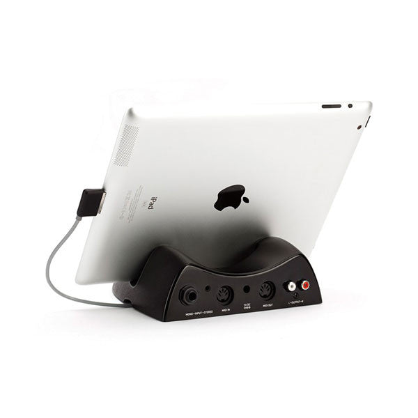 Griffin StudioConnect Audio and MIDI Charging Dock for iPad - NA17132 - 685387342099