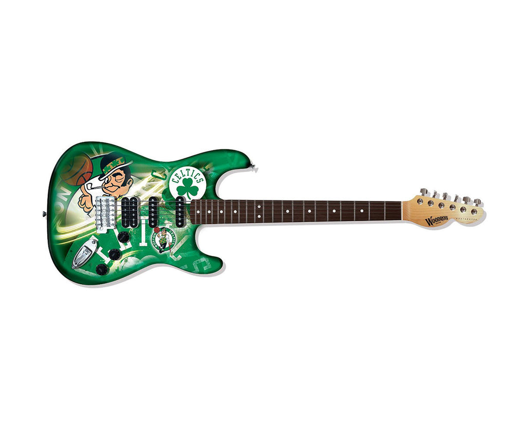 Woodrow Boston Celtics Northender Electric Guitar