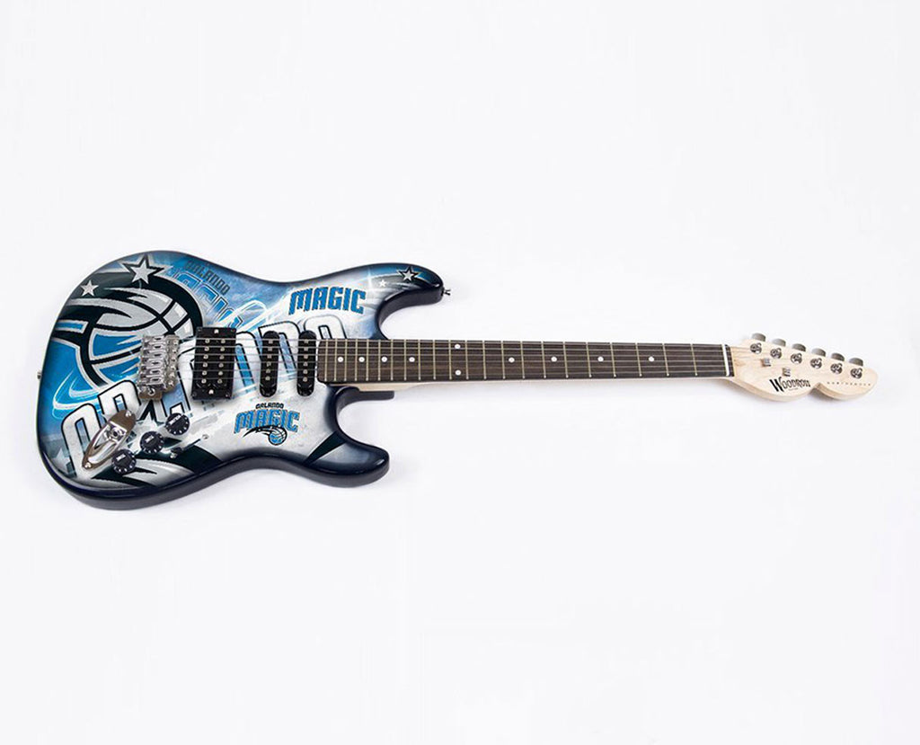 Woodrow Orlando Magic Northender Electric Guitar