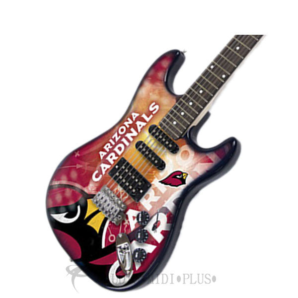 Woodrow Arizona Cardinals Northender Electric Guitar