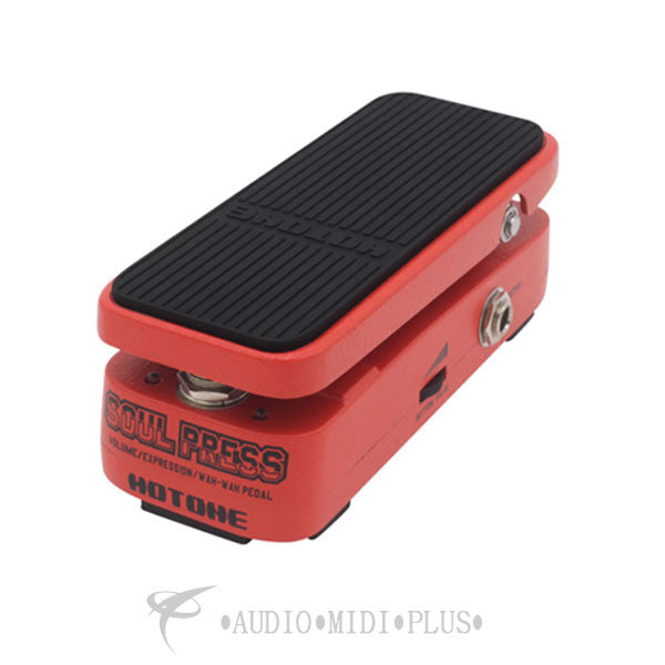 Hotone Soul Press Guitar Pedal - TPSPRESS - 888506040016