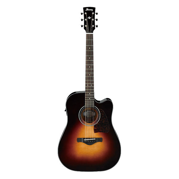 Ibanez AW4000CEBS Artwood Acoustic Electric Guitar - Brown Sunburst