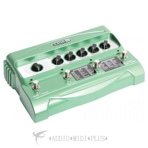 Line 6 DL4 Stompbox Delay Modeler - DL4 - 614252041201