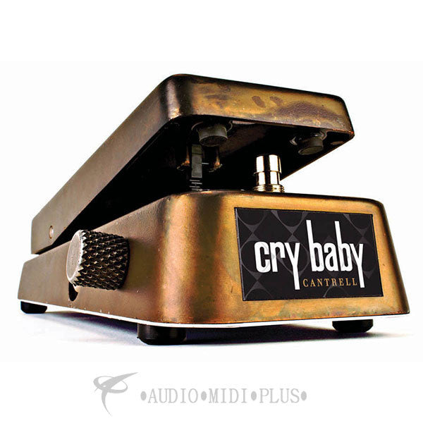 Dunlop Jerry Cantrell Signature Cry Baby Wah Wah Pedal - JC95-U