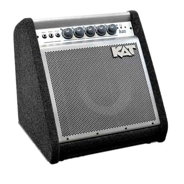 Kat 50 Watts Powered Digital Drum Set Amplifier - KA1 - 717070370604