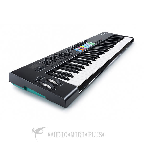 Novation Launchkey 61 Keys MIDI keyboard controller - LAUNCHKEY-61-MK2-U - 815301000488