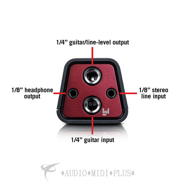 Line 6 Sonic Port Guitar System for IOS Devices - 990720605