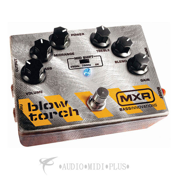 Dunlop MXR Blow Torch Distortion Pedal - M181-DUNLOP-U