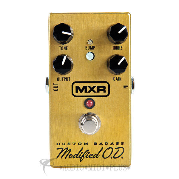 Dunlop Mxr Custom Badass Modified O.D. – M77 - U