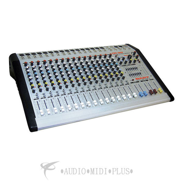 Nady 16 Channel Console Powered Mixer - PMX1600-U