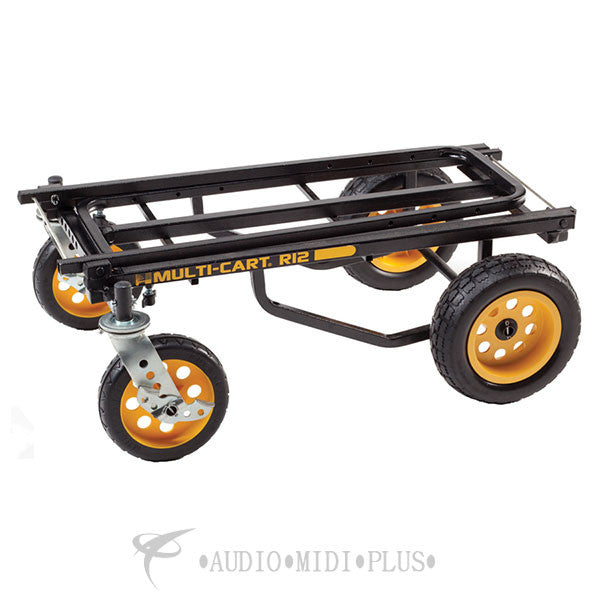 RocknRoller Multi Cart 8-in-1 Equipment Transporter - R12RT-U