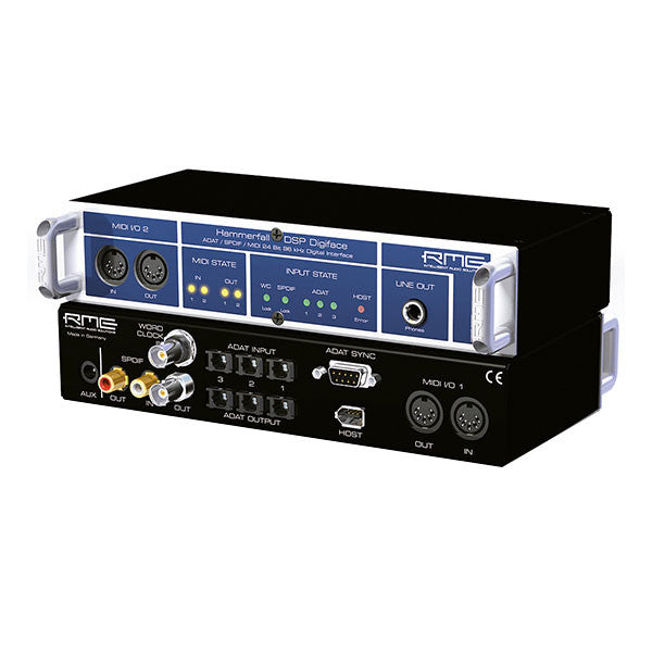 RME Digiface 52-Channel 96 kHz | 24 Bit Digital Audio Interface - DF - 874792004153