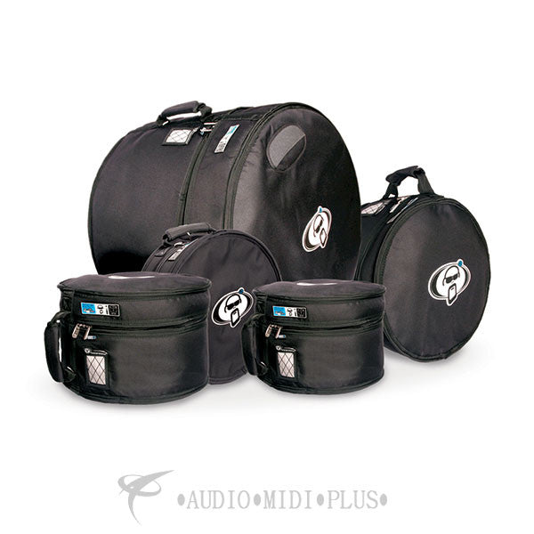 Protection Racket Bag Set 10x9 12x10,14x12 22x18 BD 14x5.5 - SET10-U