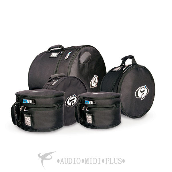 Protection Racket Bag Set 10x9 12x10,14x12 20x16 BD 14x5.5 - SET9-U