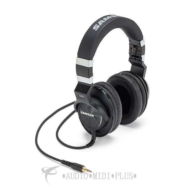 Samson Z55 Professional Reference Headphones - SAZ55 - 809164018711