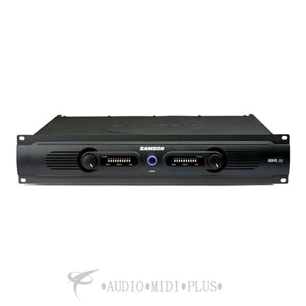 Samson Servo 200 - Power Amplifier - SA200 - 809164005483