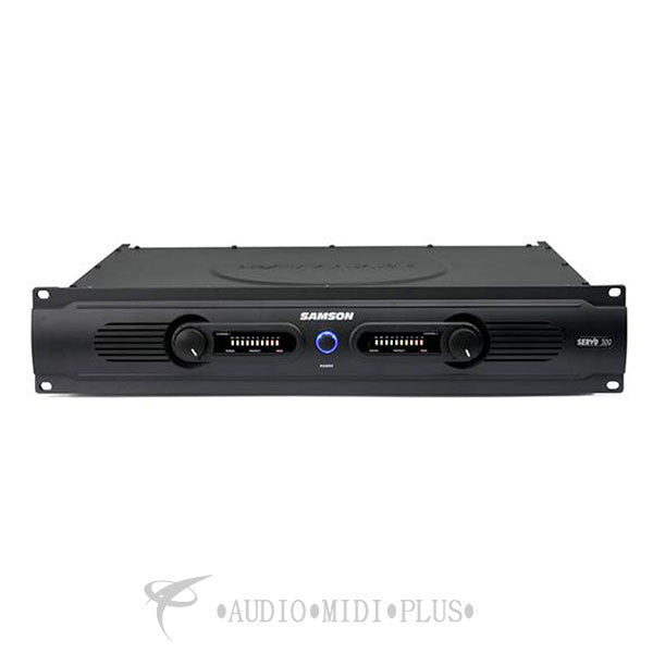 Samson Servo 300 Power Amplifier - SERVO300 - 809164005476