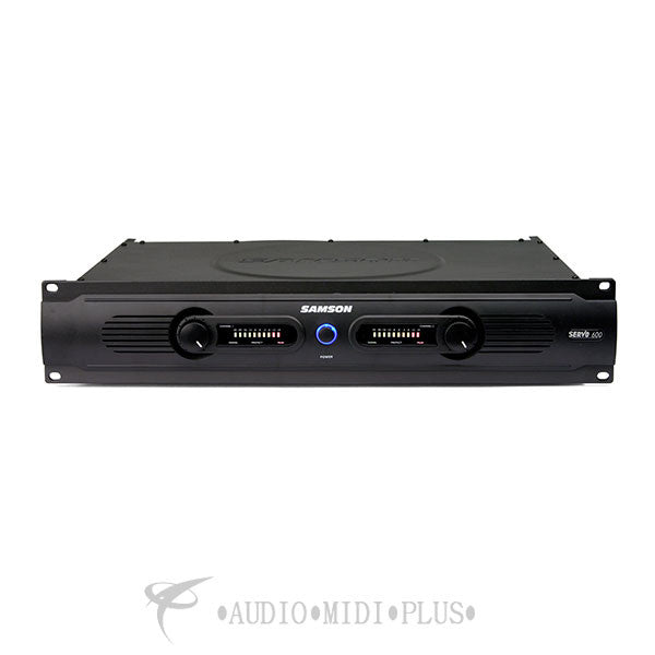 Samson Servo 600 Power Amplifier - SERVO600 - 809164005490