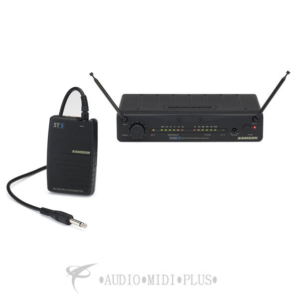 Samson Stage 55 Vhf Td Guitar Wireless System CH26 - SW55VSGT26