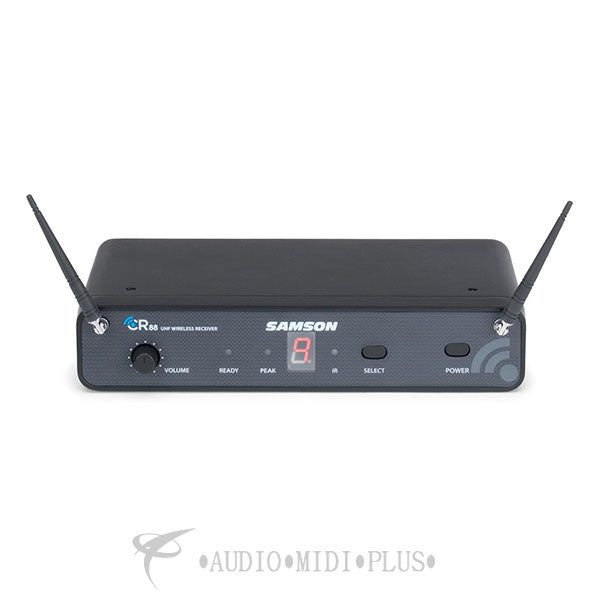 Samson Concert 88 Guitar - 16 Channel True Diversity UHF Wireless System - SWC88BGT-D - 809164211099