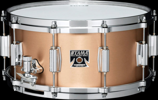 Tama Limited Edition Bell Brass Snare Drum BB156