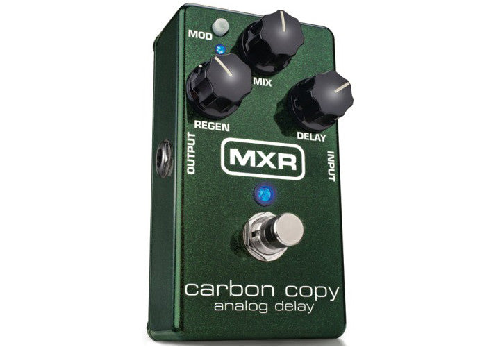 Dunlop Mxr Carbon Copy Analog Delay Pedal - DD169