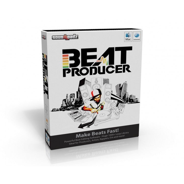 AMG Beat Producer Pro with over 3500 Loops