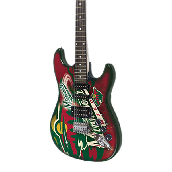 Woodrow Minnesota Wild Northender Electric Guitar