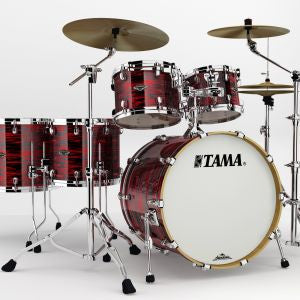 Starclassic Performer B/B Yesteryear Classic Edition Drumset -- Oyster Red