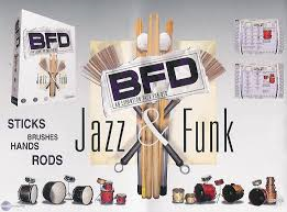 FXpansion BFD Jazz & Funk Expansion Pack