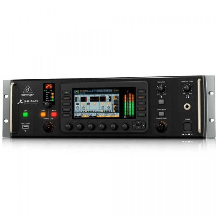 Behringer X32 Rack 40-Input and 25-Bus Digital Mixer