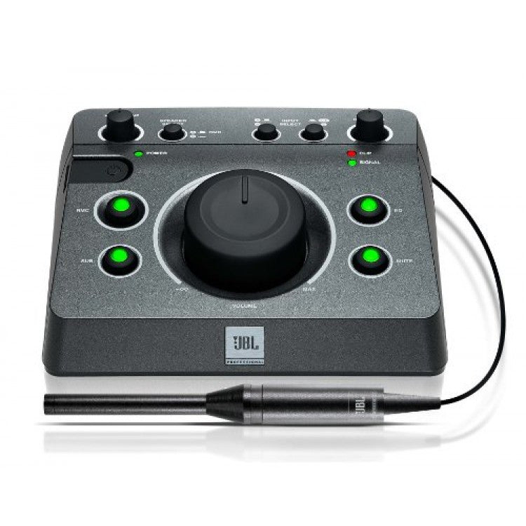 JBL MSC1 Monitor System Controller with RMC(TM) Room Mode Correction