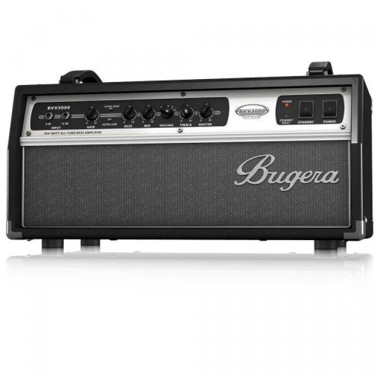 Bugera BVV3000-INFINIUM Vintage 300-Watt All-Valve Bass Amplifier Head