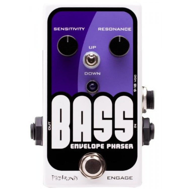 Pigtronix BEP Bass Envelope Phaser