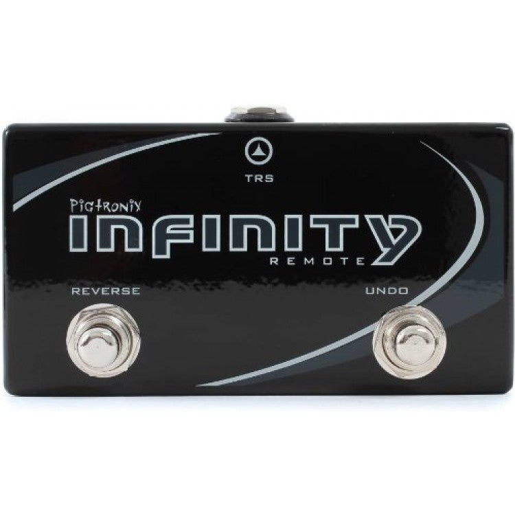 Pigtronix SPL-R Guitar Looper Effects Pedal and Infinity Remote Switch