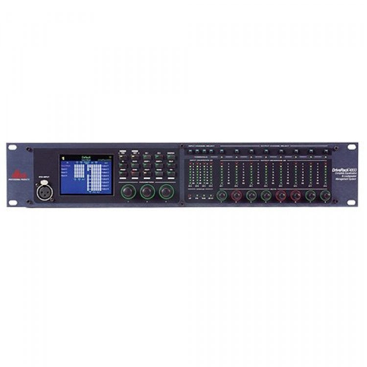 DBX DriveRack 4800 4 x 8 Loudspeaker Management Processor with Display