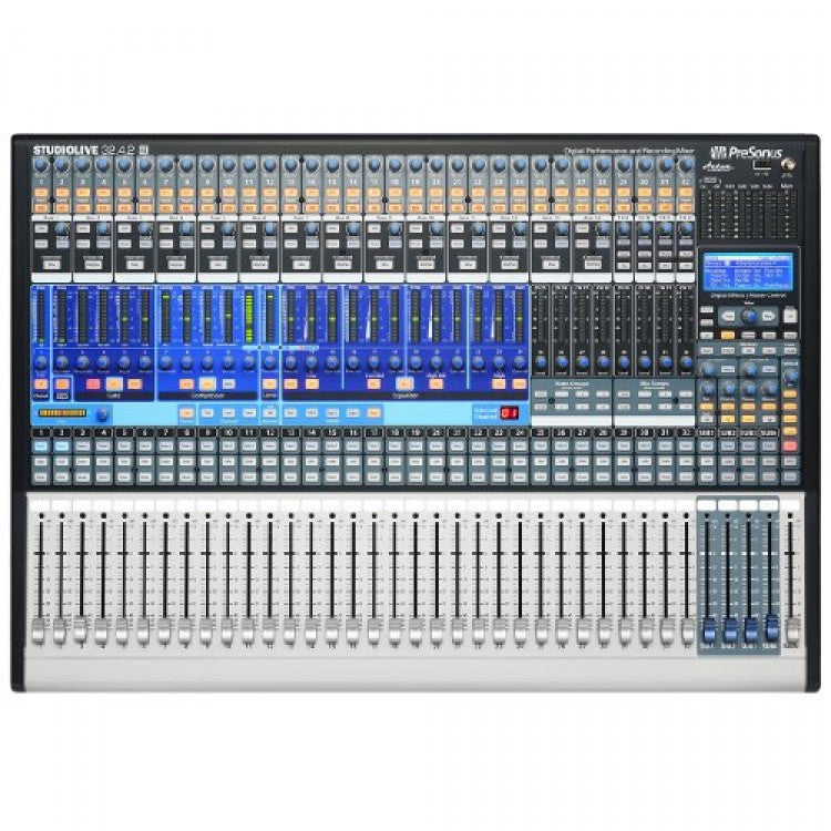 Presonus Studio Live SLM32.4.2AI Channel Audio Mixer