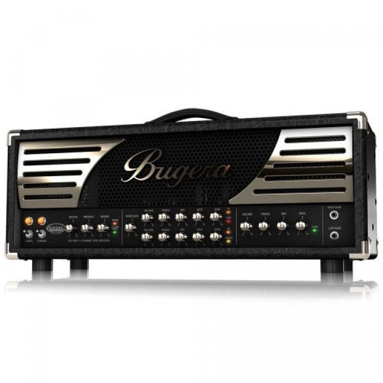 Bugera 333XL-INFINIUM Hardcore 120-Watt 3-Channel Valve Amplifier Head