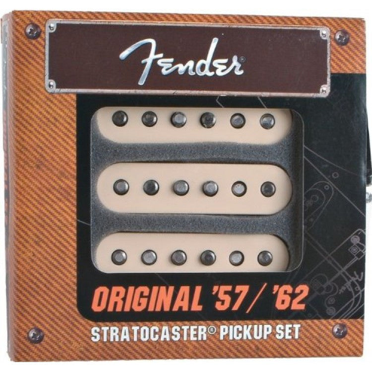 Fender Accessories 099-2117-000 Original '57/'62 Strat Pickups