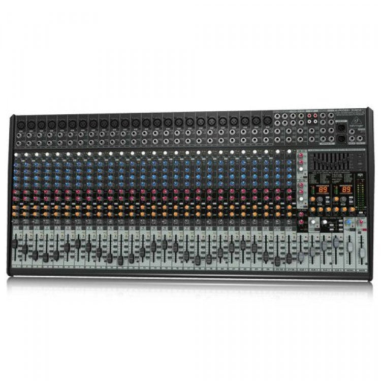 Behringer EURODESK SX3242FX Ultra-Low Noise Design 32-Input 4-Bus Studio/Live Mixer