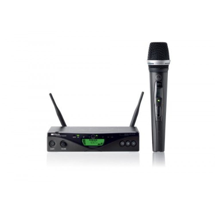 AKG Pro Audio WMS470 C5 SET BD1 50mW - EU/US/UK Wireless Microphone System