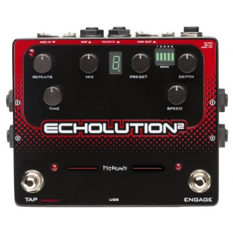 Pigtronix E2B Echolution 2