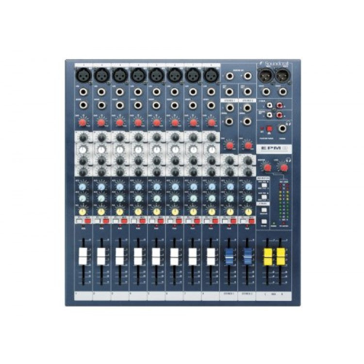 Soundcraft RW5735US 8-channel Audio Mixer