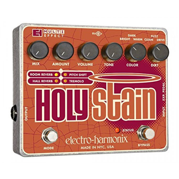 Electro-Harmonix Holy Stain Multi-Effects Pedal