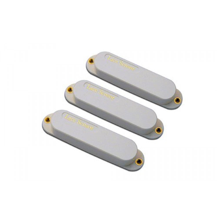 Lace 21073-01 Sensor Gold Electric Guitar Electronics, 3-Pack