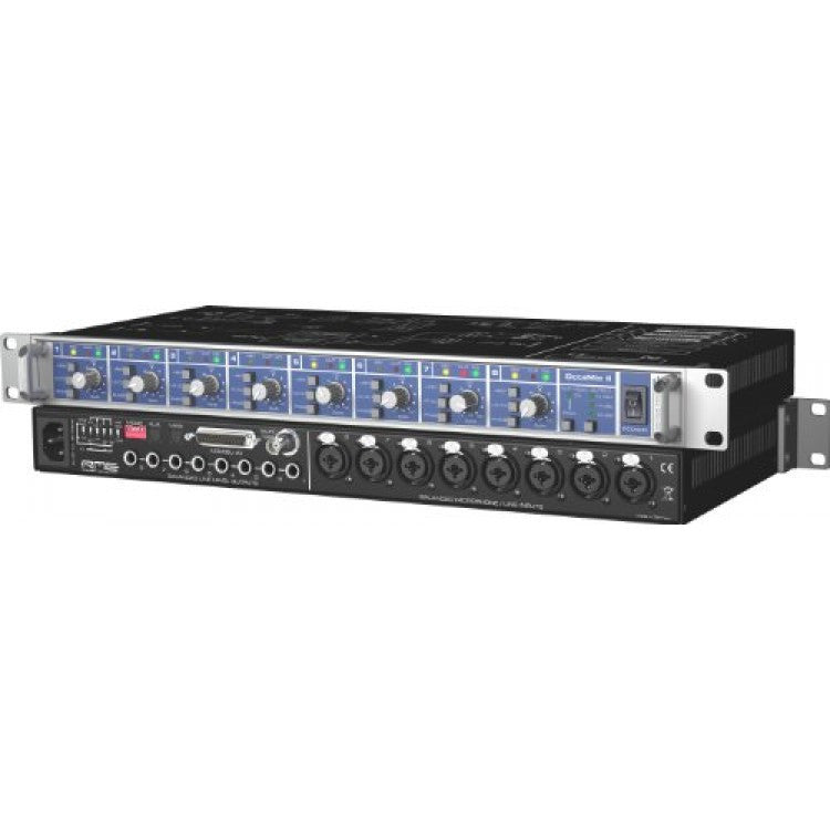RME OctaMic II, 8 Channel Line in / Microphone Pre Amp