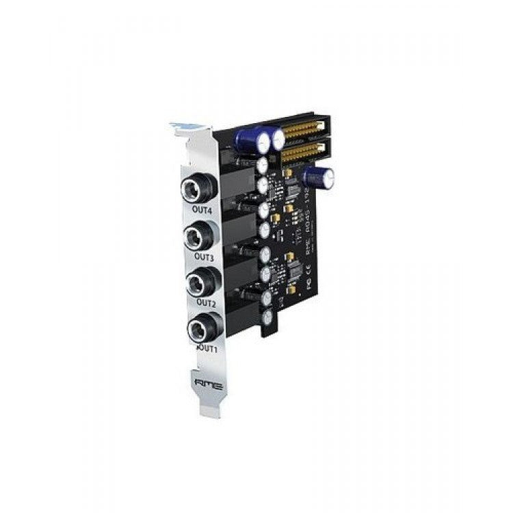 RME | Optional Alternative Expansion Boards AO4S-192 AIO