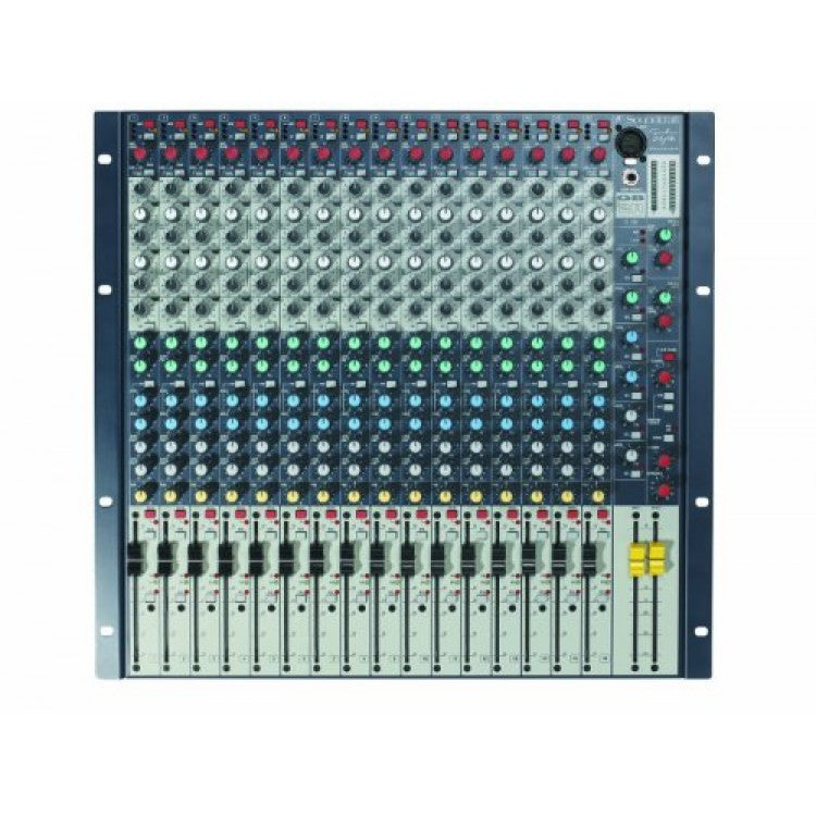 Soundcraft GB2R 16-channel Rack-Mount Audio Mixer