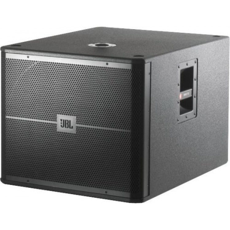 "JBL VRX918S-BLACK Subwoofer, 18"", 800W Continuous, Line Array, Black"