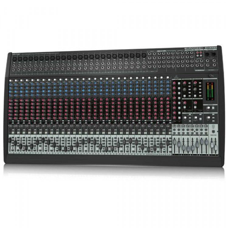 Behringer Eurodesk SX3282 Ultra-Low Noise Design 32-Input 8-Bus Studio/Live Mixer